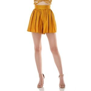 NWT AMUR Tami Shorts